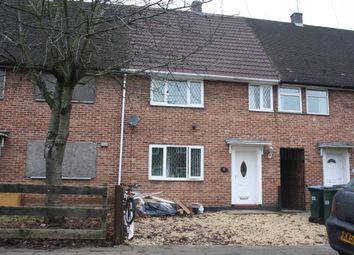 Thumbnail 5 bedroom terraced house to rent in John Rous Ave, Canley, Coventry