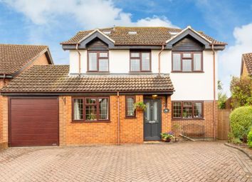 Thumbnail 6 bed detached house for sale in Monks Hollow, Marlow