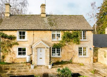 Thumbnail 3 bedroom cottage to rent in Shipton Road, Ascott-Under-Wychwood, Chipping Norton