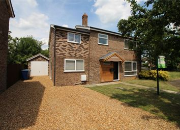 Thumbnail 4 bedroom detached house for sale in Alabama Way, St. Ives, Huntingdon