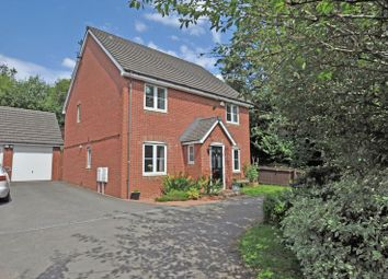 Thumbnail 4 bed detached house for sale in Stylish Family House, High Trees, Risca