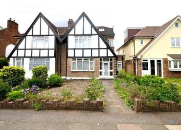 Thumbnail 4 bed semi-detached house to rent in Devonshire Road, Mill Hill
