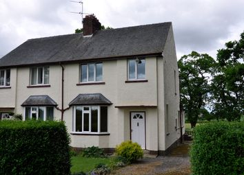 Thumbnail 3 bed semi-detached house to rent in Stoneraise, Durdar, Carlisle