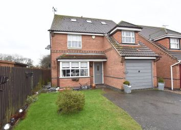 Thumbnail 5 bed detached house for sale in Waggoners Way, Morton, Bourne