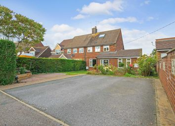 Thumbnail 4 bed semi-detached house for sale in Winslow Road, Wingrave, Aylesbury