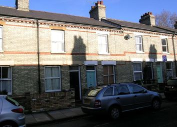 Thumbnail 2 bed terraced house to rent in Petworth Street, Cambridge