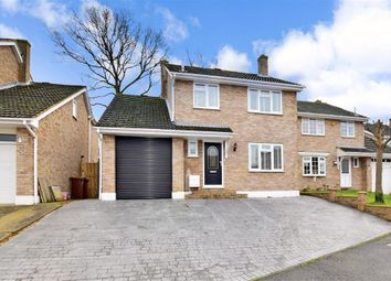 4 bed detached house for sale in Englefield Crescent, Cliffe Woods, Rochester, Kent ME3