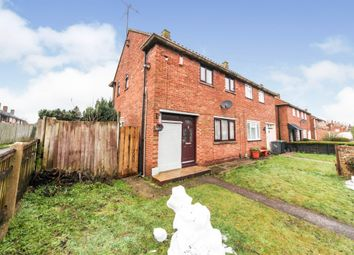 Thumbnail 2 bed semi-detached house for sale in Carteret Road, Luton