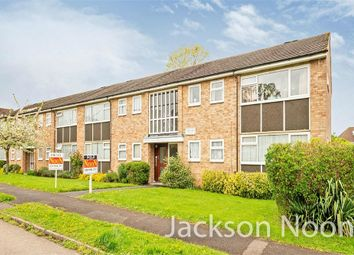 Thumbnail 2 bed flat for sale in Cherry Way, West Ewell, Epsom