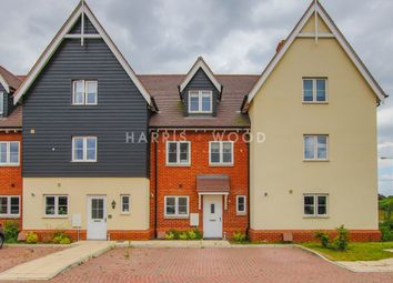 Thumbnail 3 bed town house for sale in Richard Nichols Close, Colchester