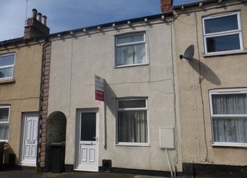 Thumbnail 2 bedroom terraced house for sale in Leicester Street, Sleaford