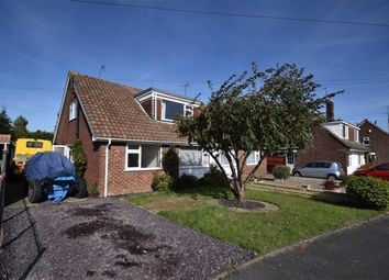 Thumbnail 4 bed semi-detached house for sale in Gilpin Avenue, Hucclecote, Gloucester