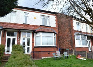 Thumbnail 4 bedroom end terrace house for sale in George Street, Prestwich, Manchester