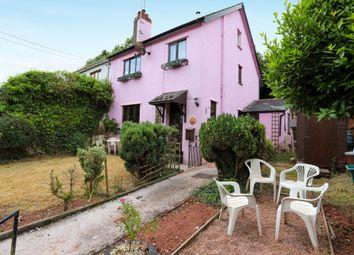 Thumbnail 3 bed semi-detached house for sale in Stokeinteignhead, Newton Abbot