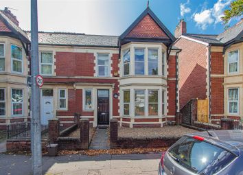 2 bed flat for sale in Marlborough Road, Roath, Cardiff CF23
