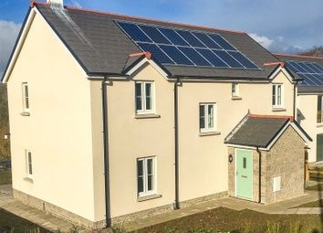 Thumbnail 4 bedroom detached house for sale in Burton (Plot 4), Green Meadows Park, Narberth Road, Tenby