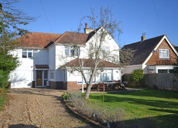 Thumbnail 4 bed detached house for sale in York Road, Selsey