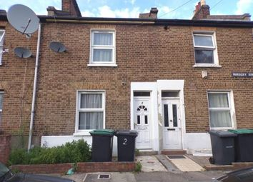Thumbnail 2 bed terraced house for sale in Nursery Street, Tottenham, Haringey, London