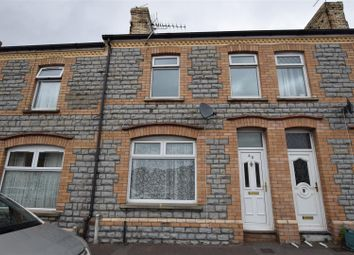 Thumbnail 2 bed terraced house for sale in Merthyr Street, Barry