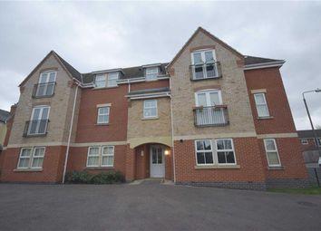 Thumbnail 2 bed flat for sale in Ferncroft Walk, Chellaston, Derby
