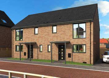 "Thumbnail 3 bed property for sale in ""The Blossom"" at Campsall Road, Askern, Doncaster"