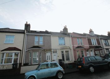 Thumbnail 2 bedroom terraced house to rent in Jasper Street, Bedminster