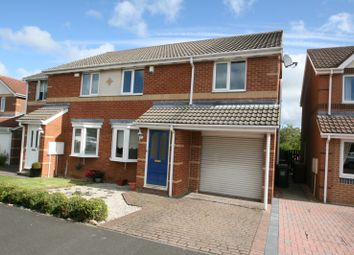Thumbnail 3 bed property to rent in Woodlands Grange, Forest Hall, Newcastle Upon Tyne