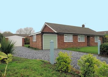Thumbnail 3 bed detached bungalow for sale in Back Lane, Catfield