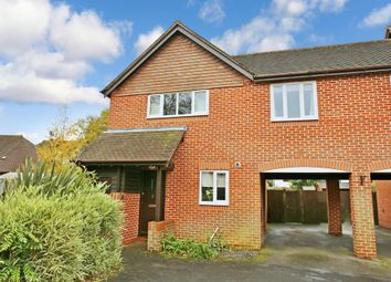 Thumbnail 3 bed end terrace house for sale in St. Bonnet Drive, Bishops Waltham, Southampton