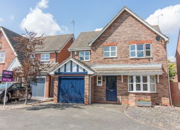 4 bed detached house for sale in Timber Court, Rugby CV22