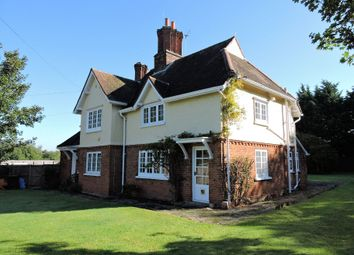 Thumbnail 4 bed detached house to rent in Sheering Road, Harlow