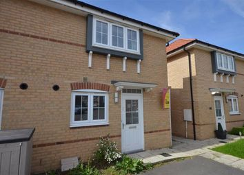 Thumbnail 3 bed semi-detached house for sale in Pearl Court, Upton, Pontefract
