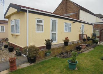 Thumbnail 2 bedroom bungalow for sale in Four Winds Caravan Park, Broseley