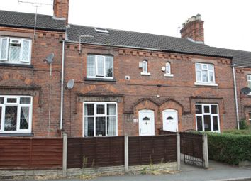 Thumbnail 3 bed terraced house to rent in Solvay Road, Northwich