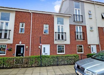 Thumbnail 2 bedroom town house for sale in Cresswell Road, Hanley, Stoke-On-Trent