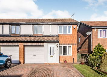 3 bed semi-detached house for sale in Craigwell Drive, Sunderland, Tyne And Wear SR3