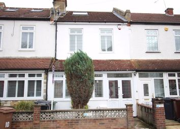 Thumbnail 3 bed terraced house for sale in Pentney Road, North Chingford, London