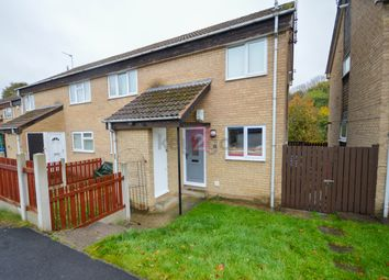 Thumbnail 2 bed flat for sale in Westcroft Drive, Westfield, Sheffield