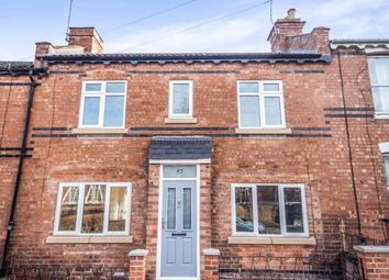Thumbnail 3 bedroom terraced house for sale in Clapham Terrace, Leamington Spa, Warwickshire, England