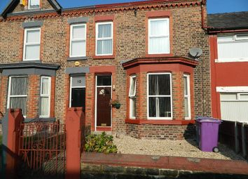 Thumbnail 3 bed terraced house for sale in Hartington Road, West Derby