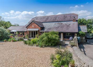Thumbnail 5 bed barn conversion for sale in Corston, Malmesbury