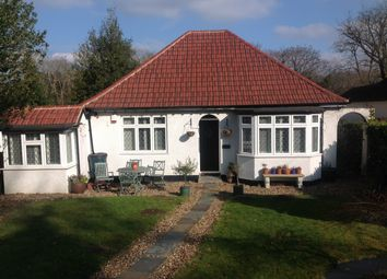 Thumbnail 3 bed detached bungalow for sale in Lyne Close, Virginia Water, Surrey