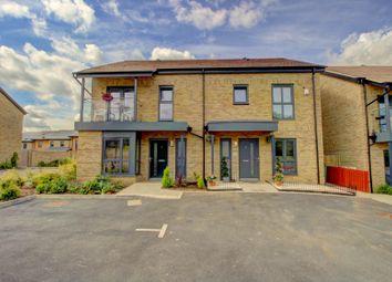 3 bed semi-detached house for sale in Cyber Avenue, Oakgrove, Milton Keynes MK10