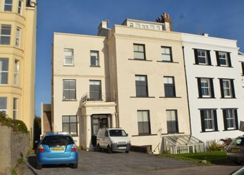 Thumbnail 2 bedroom flat to rent in Beacon Lodge, 3 Louisa Terrace, Exmouth
