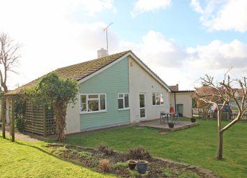 Thumbnail 4 bed detached bungalow for sale in Kings Somborne, Stockbridge