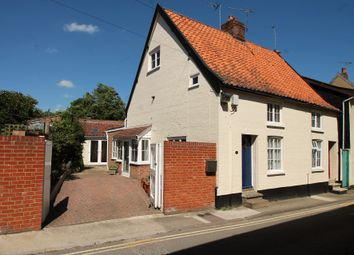 Thumbnail 3 bedroom cottage to rent in Rectory St, Halesworth