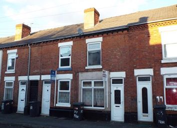 Thumbnail 3 bedroom terraced house for sale in Princes Street, Derby, Derbyshire