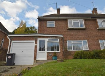 Thumbnail 3 bedroom semi-detached house to rent in Rotherfield Way, Caversham, Reading