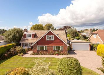 Thumbnail 4 bed detached house for sale in Selborne Way, East Preston, West Sussex