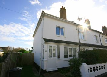 Thumbnail 3 bed end terrace house for sale in North Road, Selsey, Chichester